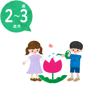ぷち花組(2〜3歳)